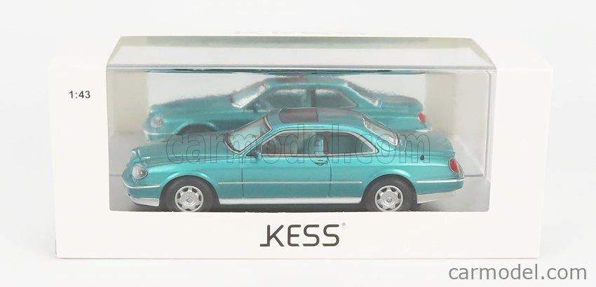 KESS-MODEL KE43043020 Scale 1/43  BENTLEY B3 COUPE - SULTAN OF BRUNEI - 1994 GREEN MET
