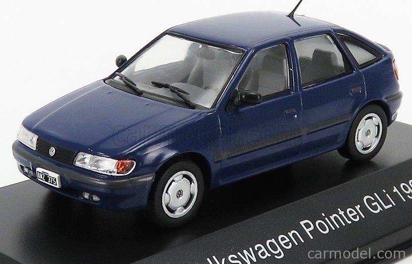 EDICOLA AUTOSINOLANCOLL018 Scale 1/43  VOLKSWAGEN POINTER GLi 1995 BLUE