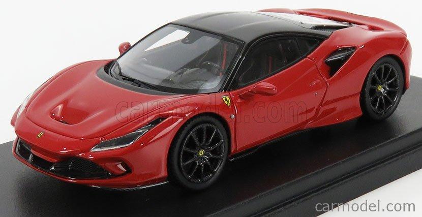 Ferrari F8 Tributo Rouge course 2019 1//43 Looksmart