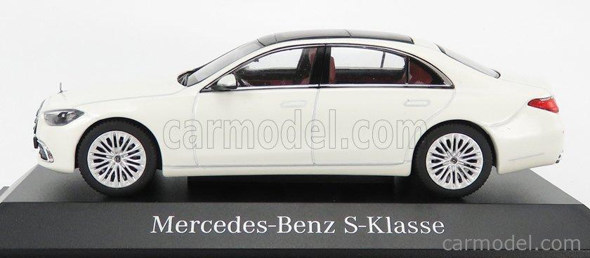 NOREV B66960632 Echelle 1/43  MERCEDES BENZ S-CLASS (V223) 2020 WHITE