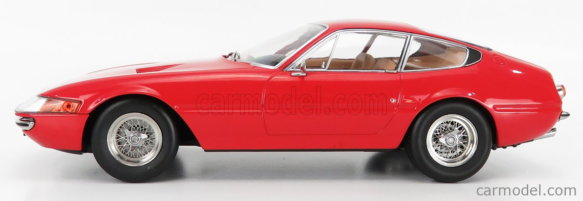 KK-SCALE KKDC180581 Scale 1/18  FERRARI 365 GTB DAYTONA 1969 RED