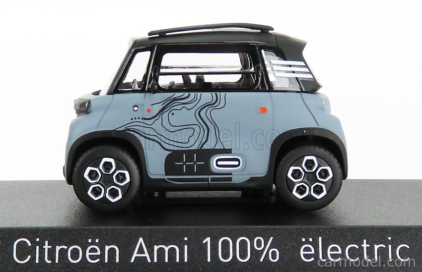 NOREV 151522 Scale 1/43  CITROEN AMI 100% ELECTRIC 2020 - MY AMI VIBE LIGHT BLUE