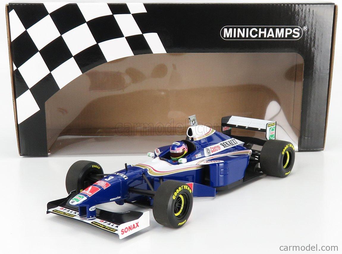 MINICHAMPS Paul Model Art 1:18 970003 WILLIAMS FW 19 RENAULT J Villeneuve