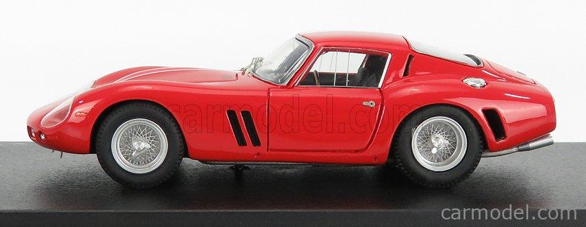 REMEMBER 144230 Echelle 1/43  FERRARI 250 GTO ch.3223GT COUPE SALONE GINEVRA 1962 RED