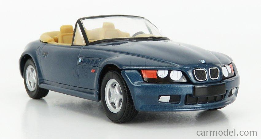 CORGI CC04905 Masstab: 1/36  BMW Z3 SPIDER 1999 - 007 JAMES BOND - GOLDENEYE BLUE MET