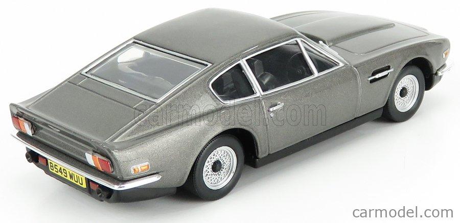 CORGI CC04805 Масштаб 1/36  ASTON MARTIN V8 VANTAGE VOLANTE 1977 - 007 JAMES BOND - NO TIME TO DIE - NON E' TEMPO PER MORIRE DARK GREY MET