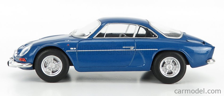 WHITEBOX WB124058 Scale 1/24  RENAULT A110 ALPINE 1300 COUPE 1971 BLUE