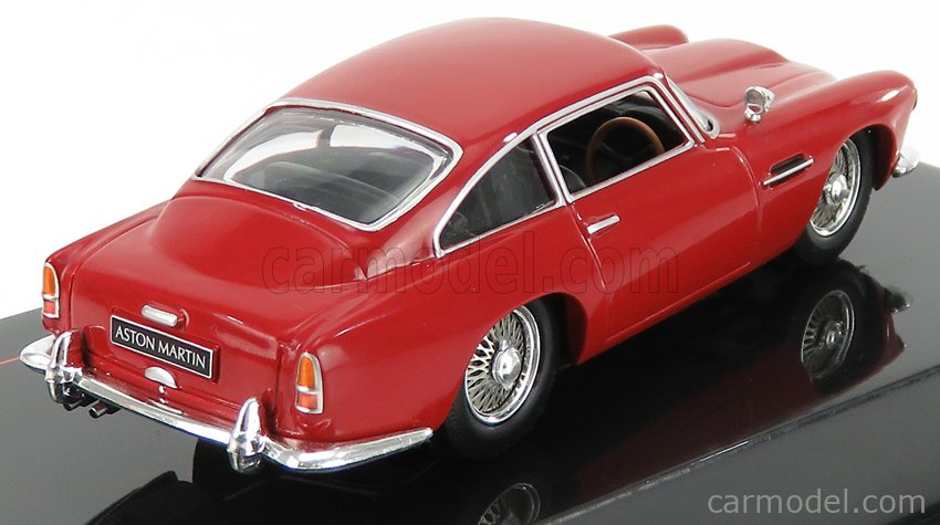 IXO-MODELS CLC358N Masstab: 1/43  ASTON MARTIN DB4 COUPE 1958 RHD 1958 RED