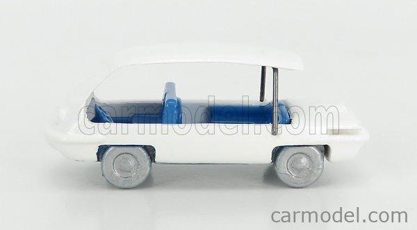 OFFICINA-942 ART2014B Echelle 1/76  FIAT 600 SPIAGGETTA VIGNALE 1957 WHITE