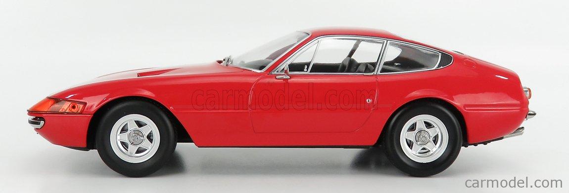 KK-SCALE KKDC180591 Scale 1/18  FERRARI 365 GTB DAYTONA COUPE 2-SERIES 1971 RED