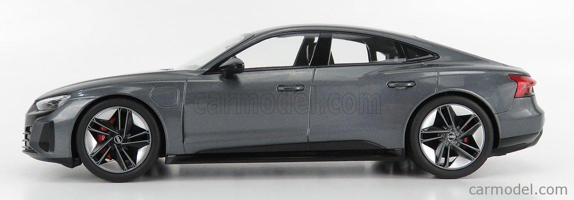 NOREV 5012120051 Scale 1/18  AUDI GT RS E-TRON 2021 DAYTONA GREY