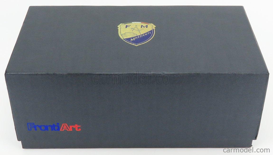 FRONTI-ART F027-06 Echelle 1/18  MAZZANTI EVANTRA 2011 RED