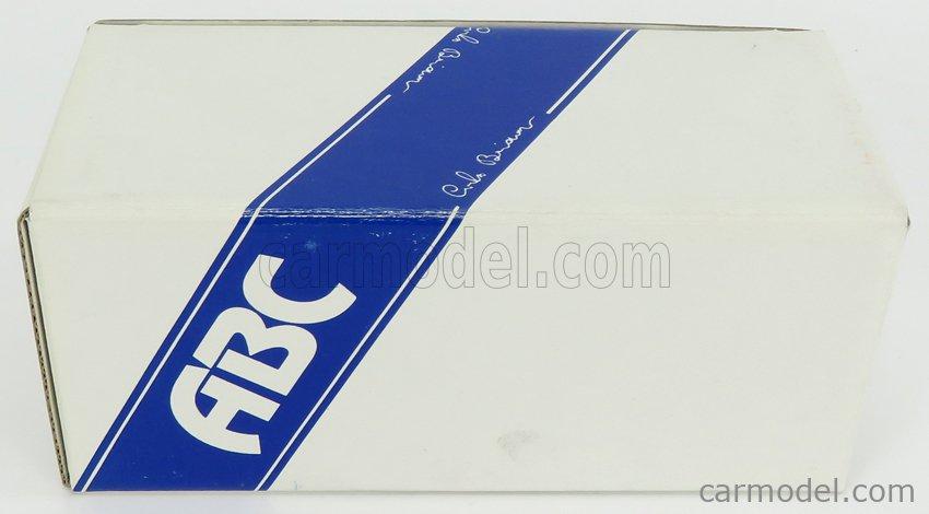 ABC ABC120 Scale 1/43  FERRARI QUATTROPORTE PININ 1980 SILVER