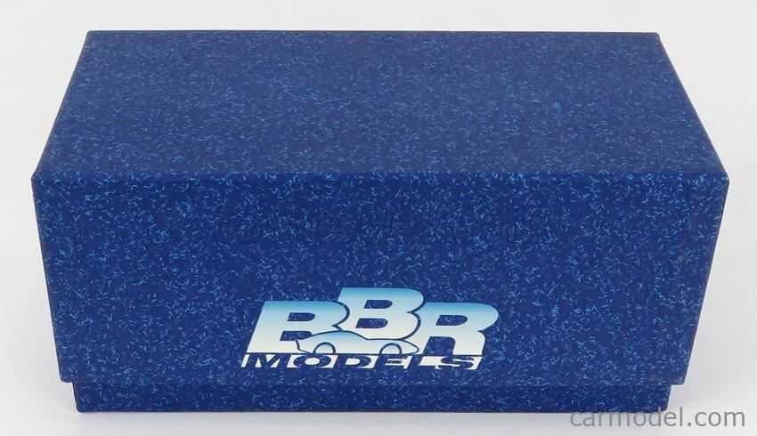 BBR-MODELS BBR115C Масштаб 1/43  FERRARI 456M GT 1998 SILVER