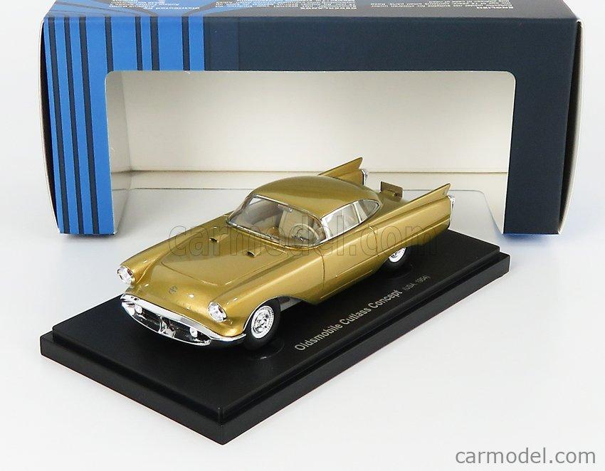AVENUE43 ATC60066 Echelle 1/43  OLDSMOBILE CUTLASS CONCEPT USA 1954 GOLD