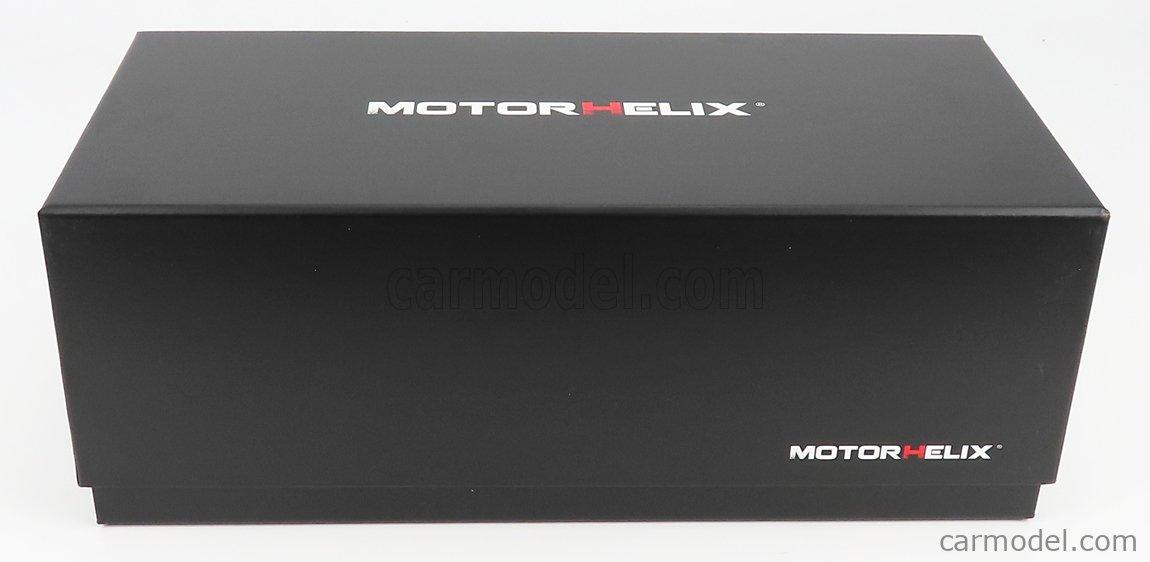 MOTORHELIX MH006MB Scale 1/18  AUDI A6 RS6 AVANT (C8) 2020 GLOSS BLACK