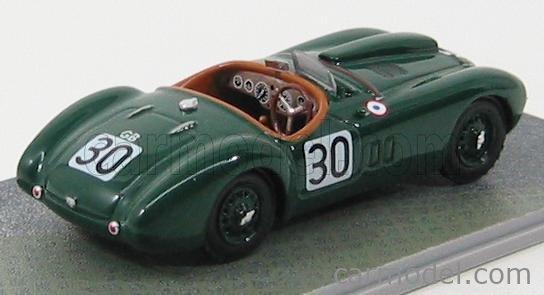 BIZARRE BZ089 Masstab: 1/43  FRAZER NASH MM N 30 LE MANS 1950 BRITISH RACING GREEN