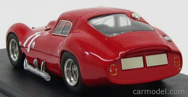 PINKO PI140 Masstab: 1/43  MASERATI TIPO 151 N 11 FRANCE TEST 1962 RED