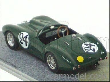 BIZARRE BZ209 Masstab: 1/43  FRAZER NASH SEBRING N 24 LE MANS 1957 BRITISH RACING GREEN