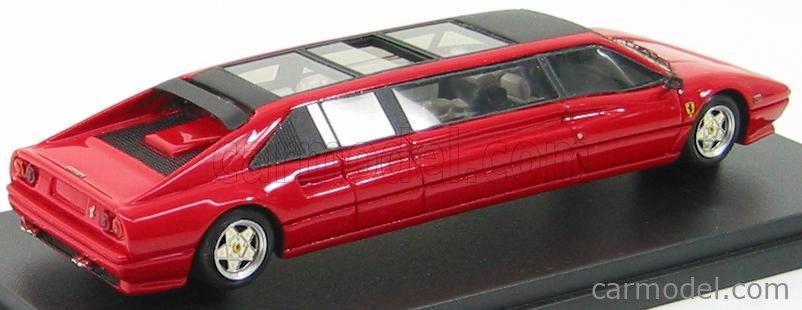 ABC ABC180 Scale 1/43  FERRARI 328 LIMOUSINE RED