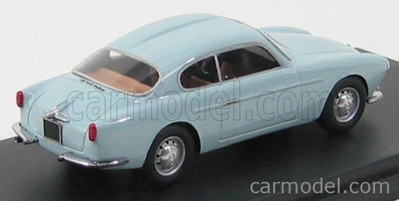 BEEBOP BB011B Scale 1/43  ALFA ROMEO SVZ - SPRINT VELOCE ZAGATO 1958 LIGHT BLUE