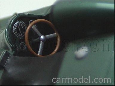 BIZARRE BZ090 Masstab: 1/43  NASH HEALEY N 10 3rd LE MANS 1952 GREEN MET