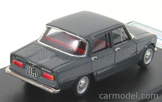 ELITE-MODELS AR17-DG Scale 1/43  ALFA ROMEO GIULIA 1300 1964 DARK GREY