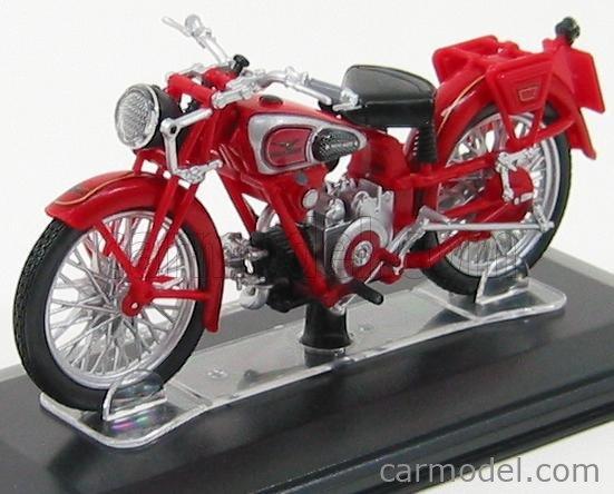 STARLINE MODELS 99008 Scale 1/24  MOTO GUZZI 250 AIRONE RED