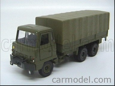 DINKY ENGLAND 668 Echelle 1/50  FODEN ARMY TRUCK MILITARY GREEN