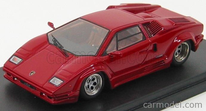 1//43 Scale MAG JT70 Lamborghini Countach #88 25th Anniversary