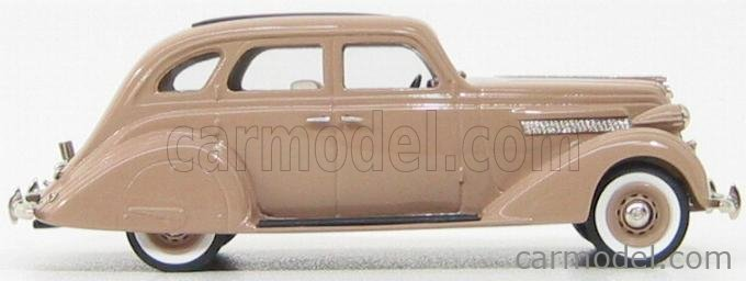 BROOKLIN-MODELS BROOK-BRK148 Masstab: 1/43  NASH AMBASSADOR EIGHT SEDAN 1935 GRENADA GRAY