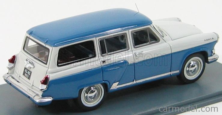 NEO SCALE MODELS NEO43805 Escala 1/43  GAZ GAZ M22 1960 BLUE WHITE