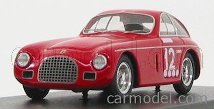 IV-MODEL IVM054 Масштаб 1/43  FERRARI 166MM ZAGATO SPECIALE N 12 WINNER INTEREUROPA 1950 RED