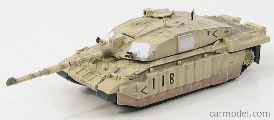 DRAGON ARMOR 62017 Echelle 1/72  VDF TANK CHALLENGER 2 HQ SQUADRON ROYAL SCOTS DRAGOON GUARDS TANK IRAQ 2003 MILITARY SAND