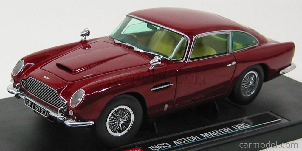 Sun Star 01002 Masstab 1 18 Aston Martin Db5 Superleggera 1963 Bordeaux