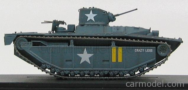 DRAGON ARMOR 60499 Echelle 1/72  TANK LVT-(A)1 CO.C 708th AMPHIBIOUS TANK BATTALION SAIPAN 1944 MILITARY CAMOUFLAGE