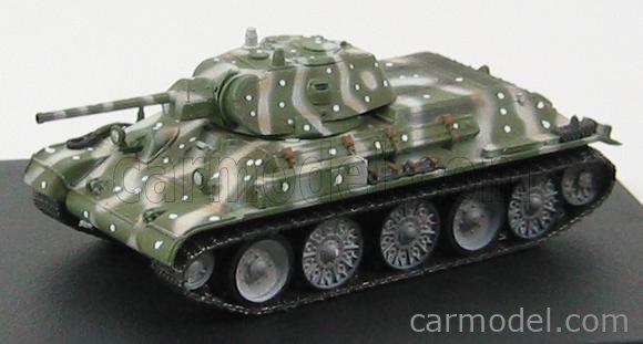 DRAGON ARMOR 60474 Echelle 1/72  TANK T-34/76 mod.1941 LENINGRAD 1942 MILITARY CAMOUFLAGE