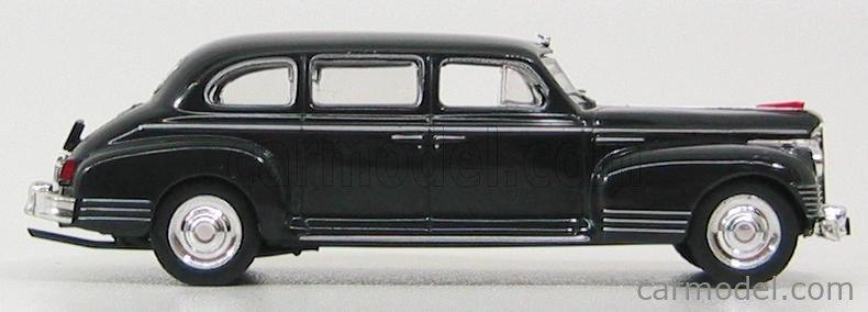NASH-AVTOPROM P106DGY Masstab: 1/43  ZIS ZIS-110 1946 DARK GREY
