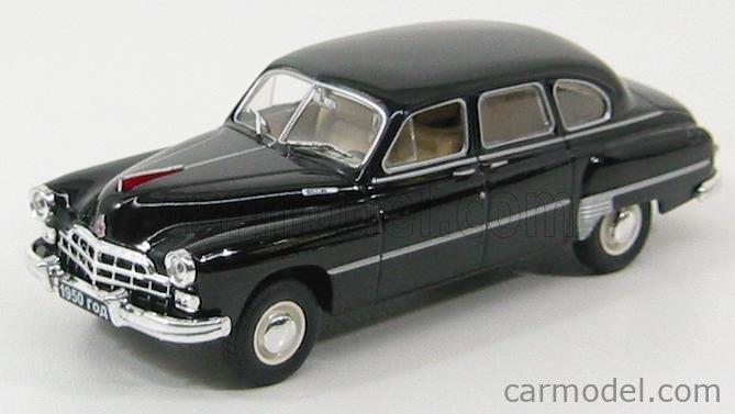 NASH-AVTOPROM P107BK Masstab: 1/43  GAZ GAZ-12 ZIM 1950 BLACK