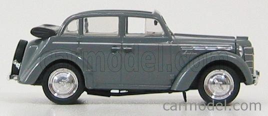 NASH-AVTOPROM P110GY Masstab: 1/43  MOSKVITCH 400-420 CABRIOLET 1949 GREY
