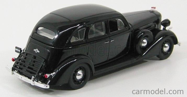 NASH-AVTOPROM P105BK Masstab: 1/43  ZIS ZIS-101A 1941 BLACK