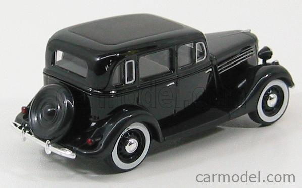 NASH-AVTOPROM H153BK Masstab: 1/43  GAZ 11-73 1940 BLACK