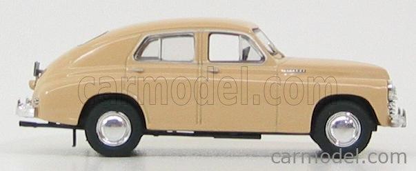 NASH-AVTOPROM P109BE Masstab: 1/43  GAZ GAZ-M20 POBEDA 1946 BEIGE
