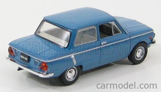 NASH-AVTOPROM P111BL Masstab: 1/43  ZAZ 968A 1974 BLUE