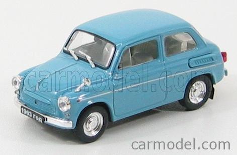 NASH-AVTOPROM P104BL Masstab: 1/43  ZAZ 965 1963 LIGHT BLUE