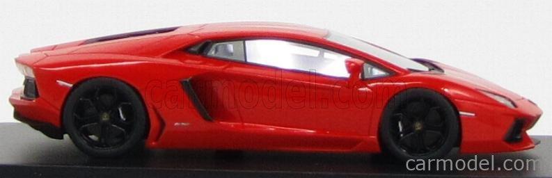 TRUESCALE TSM11FJ013 Masstab: 1/43  LAMBORGHINI AVENTADOR LP700-4 2011 ARANCIO ARGOS - ORANGE MET