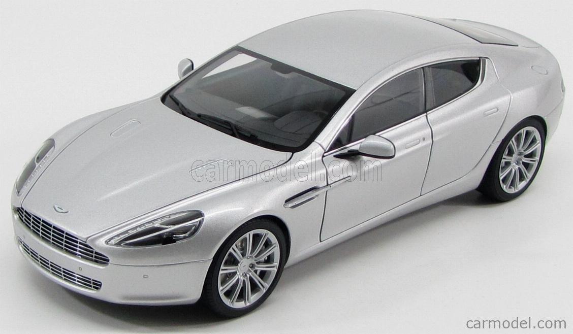 Autoart 70217 Masstab 1 18 Aston Martin Rapide 2010 Silver