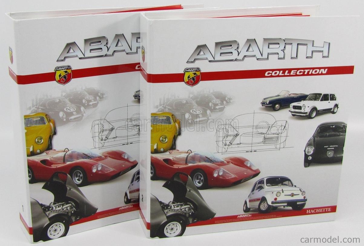EDICOLA ABACOL000 Scale 1/43  ABARTH 66X ABARTH CARS - COLLEZIONE COMPLETA + 66 FASCICOLI - COMPLETE COLLECTION + 66 BOOKLET VARIOUS