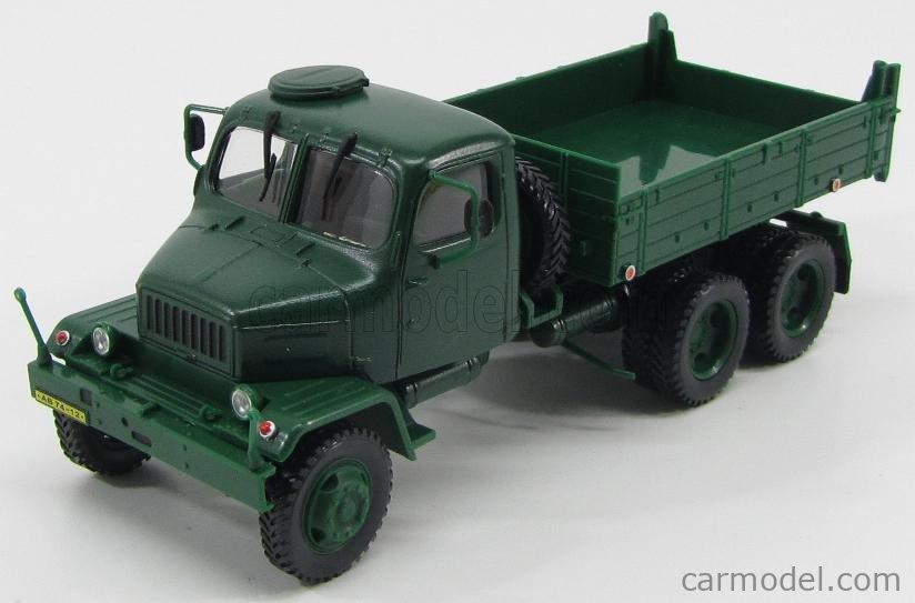 ABREX 143T-003HZ Scale 1/43  PRAGA V3S TRUCK CASSONATO 1953 GREEN