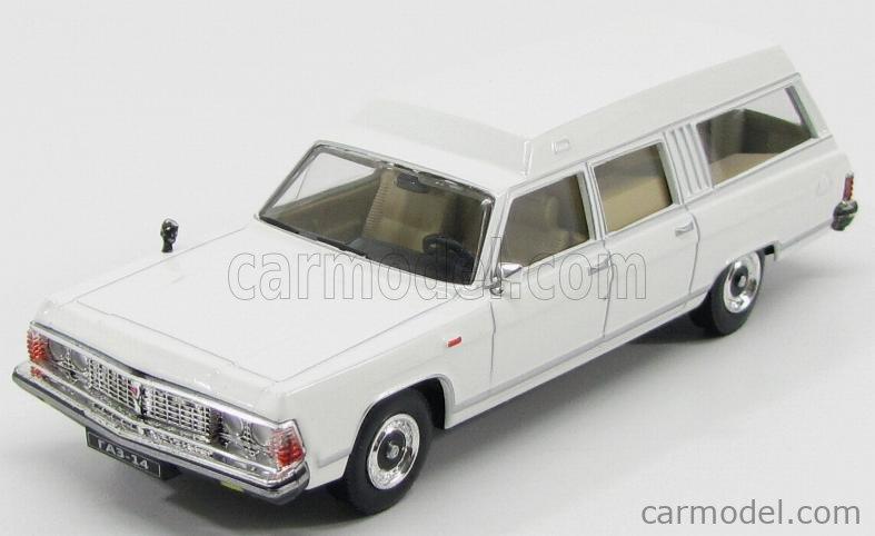 NASH-AVTOPROM H754WH Masstab: 1/43  GAZ M14 4-DOOR STATION WAGON 1978 WHITE
